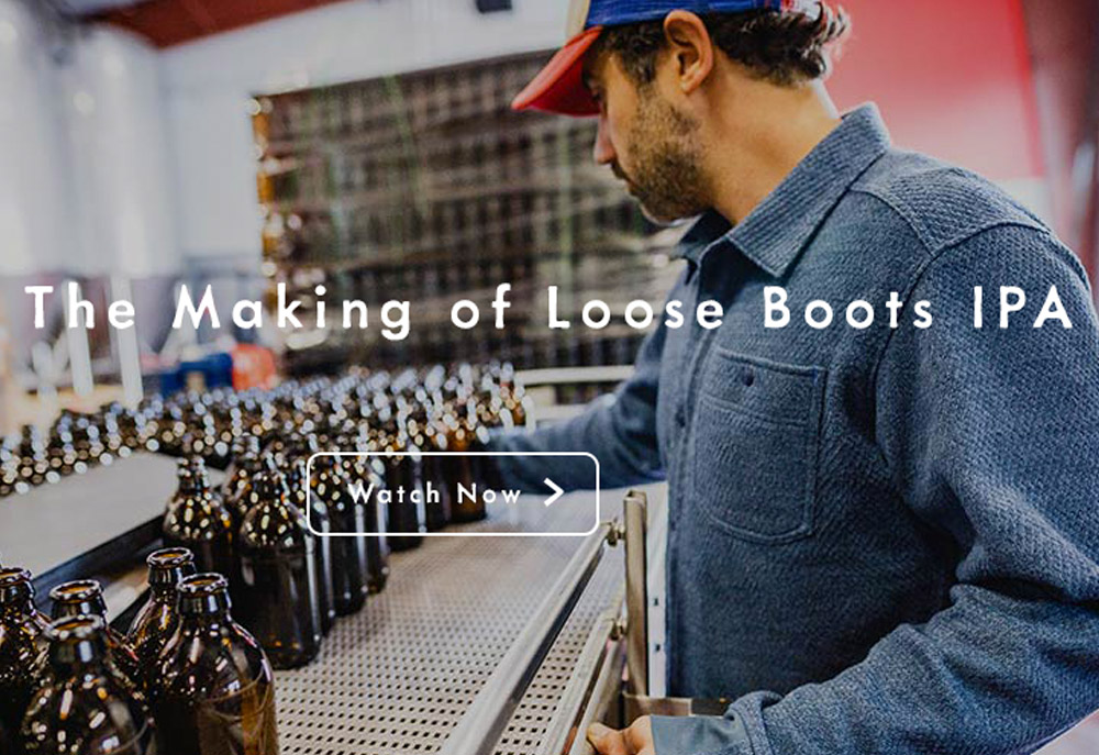 The Making of Loose Boots IPA