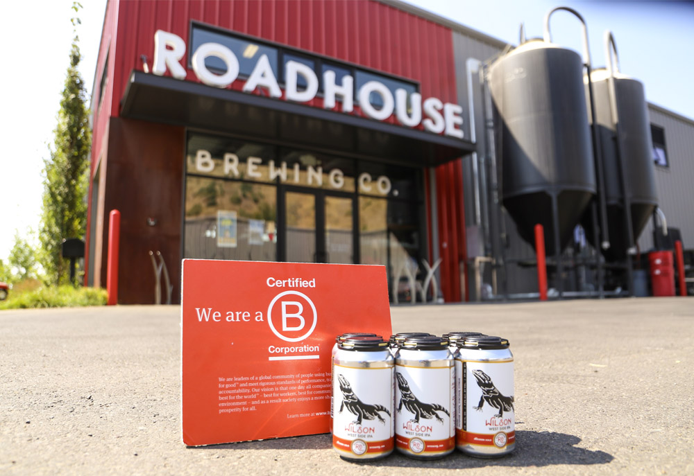 Roadhouse Announces B Corp Certification!