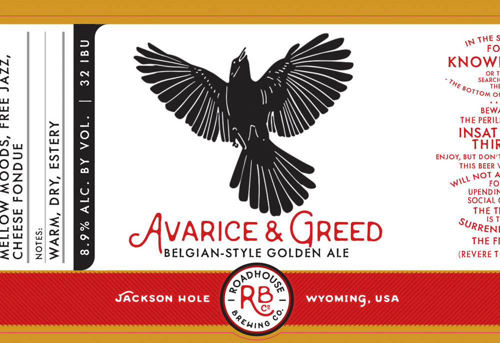 Introducing Avarice & Greed