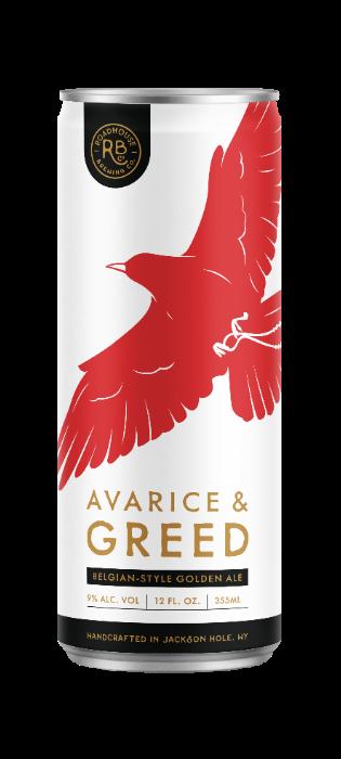 Avarice & Greed