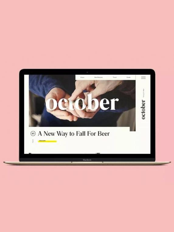 October Magazine